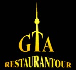 Brought to you by GTARestaurantour
